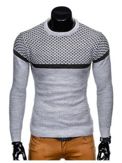 zimski moški pulover