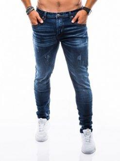 skinny jeans moške hlače